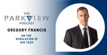 Episode 8: Gregory Francis and the Regulation of Big Tech